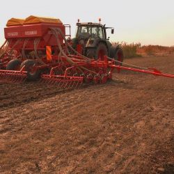 Сеялка зерновая Gaspardo Gigante